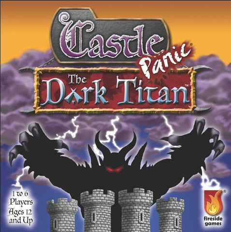 Castle Panic - The Dark Titan