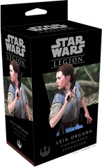 Star Wars: Legion - Rebel Alliance - Leia Organa