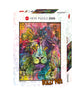 Jigsaw Puzzle: HEYE - Jolly Pets Lion's Heart (2000 Pieces)