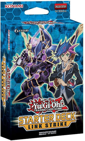 Yu-Gi-Oh! TCG: Speed Duel Starter Deck - Link Strike (10x Display)