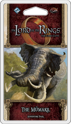 LOTR LCG: Expansion 43 - The Mumakil