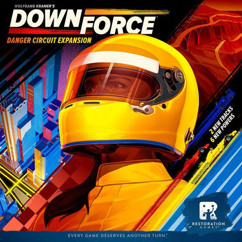 Downforce - Danger Circuit