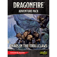 D&D: Dragonfire DBG - Adventures - Chaos in the Troll Claws