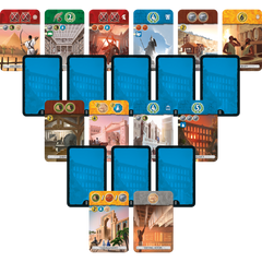 7 Wonders Duel - Boardgame Space - 6