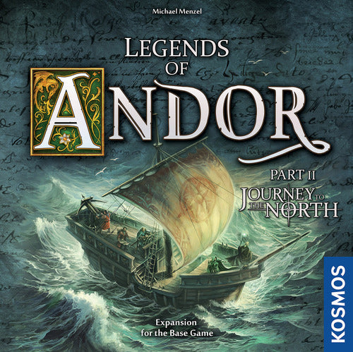 Legends of Andor - Journey to the North