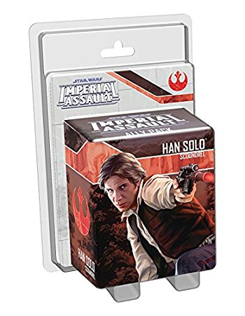 Star Wars: Imperial Assault - Han Solo (Ally)