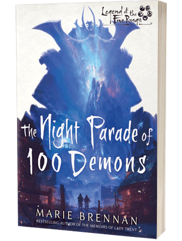 L5R Novel: The Night Parade of 100 Demons