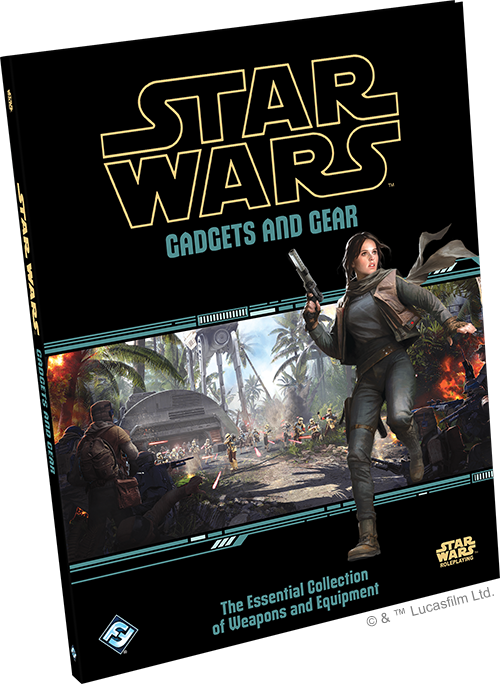 Star Wars: RPG - Supplements - Gadgets and Gear