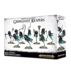 WH AoS: Nighthaunt - Grimghast Reapers