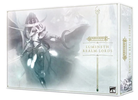 WH AoS: Lumineth Realm-Lords (Launch Set)