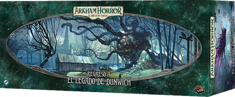 AH LCG: Pack 27 - Return to the Dunwich Legacy
