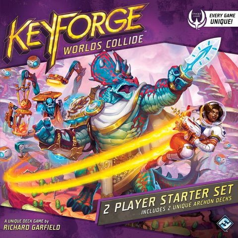 KeyForge: Worlds Collide - 2-Player Starter Set