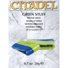 Citadel: Supplies - Green Stuff