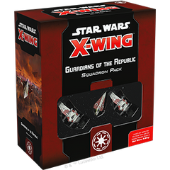 Star Wars: X-Wing (2nd Ed) - Galactic Republic - Guardians of the Republic Squadron Pack