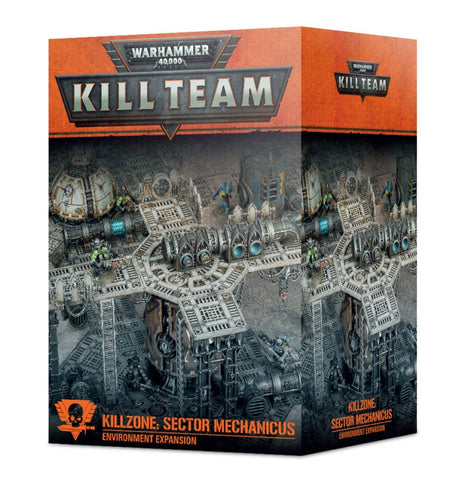 WH 40K: Kill Team - Killzone - Sector Mechanicus