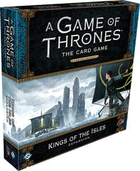 GOT LCG (2nd Ed): Expansion 36 - Kings of the Isles Deluxe
