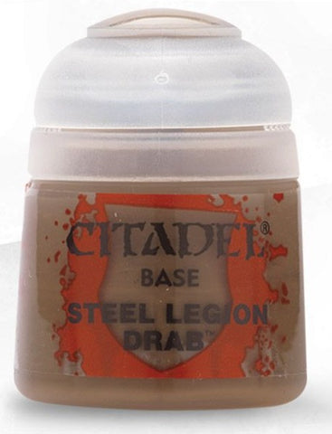 Citadel: Base - Steel Legion Drab