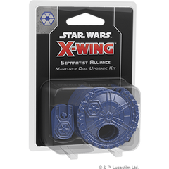 Star Wars: X-Wing (2nd Ed) - Accessories - Maneuver Dial - Separatist Alliance
