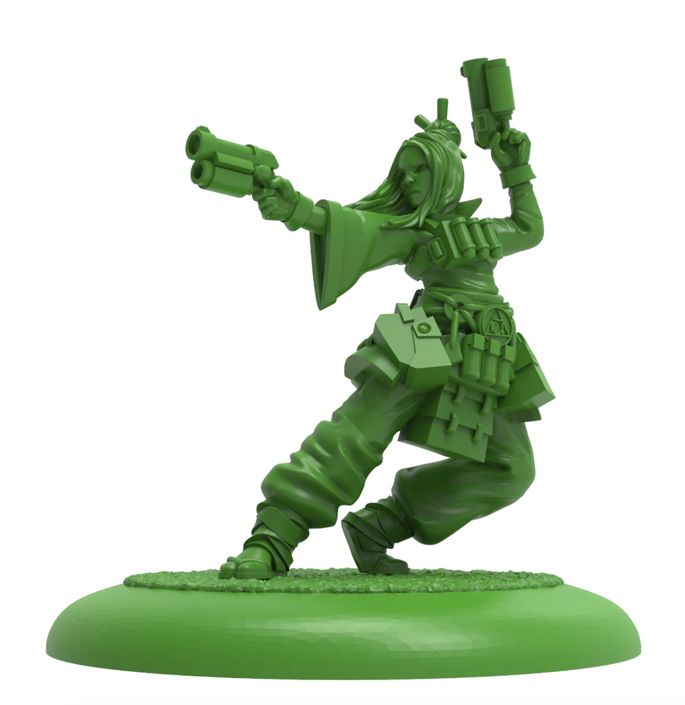 Guild Ball: Alchemist's Guild - Kami