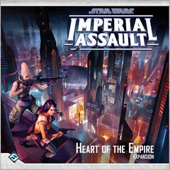Star Wars: Imperial Assault - Heart of the Empire Campaign