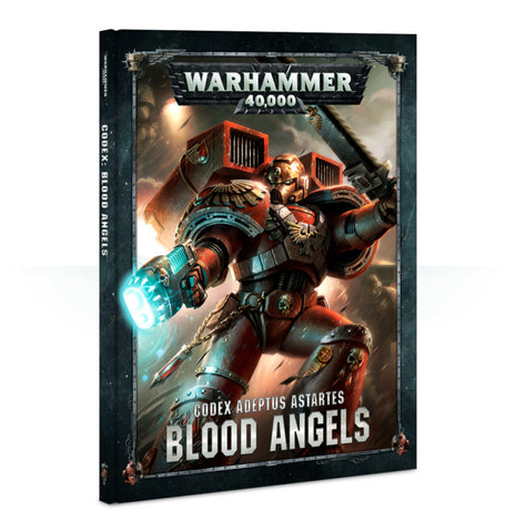 WH 40K: Blood Angels Codex