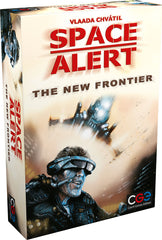 Space Alert - The New Frontier