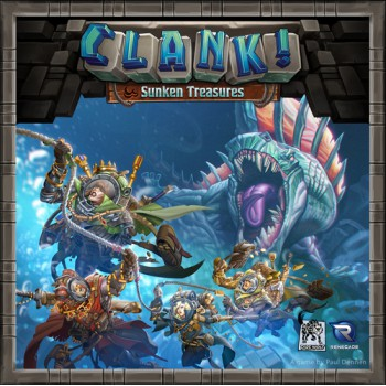Clank! - Sunken Treasure