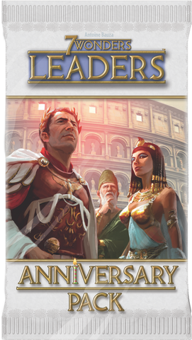 7 Wonders - Anniversary Packs: Leaders