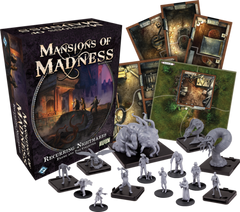 Mansions of Madness (2nd Ed) - Vol 01: Recurring Nightmares