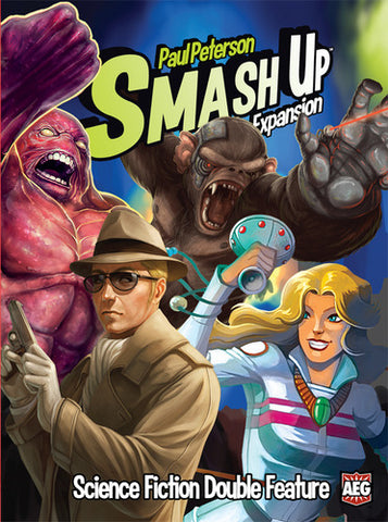 Smash Up - Exp 03: Science Fiction Double Feature