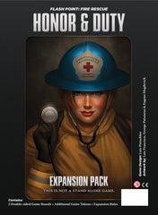 Flash Point: Fire Rescue (2nd Ed.) - Honor and Duty