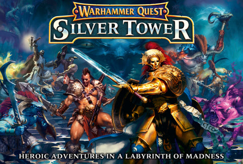 WH Quest: Silver Tower
