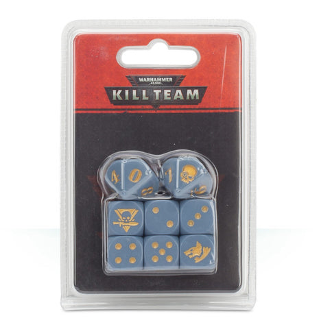 Warhammer 40K: Kill Team - Space Wolves Dice Pack