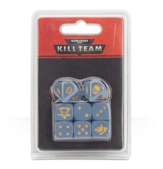 WH 40K: Kill Team - Space Wolves Dice Set