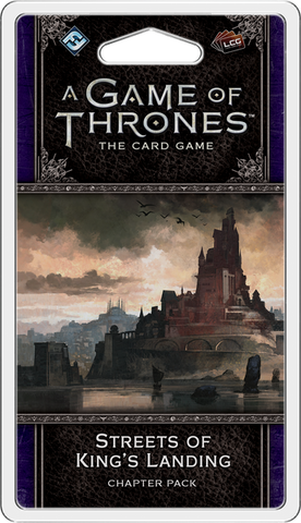 GOT LCG (2nd Ed): Expansion 32 - Streets of King's Landing