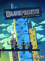 Blueprints - Boardgame Space - 1