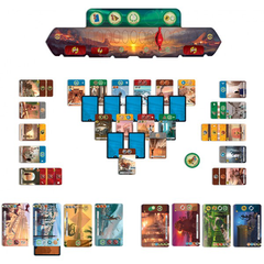 7 Wonders Duel - Boardgame Space - 2