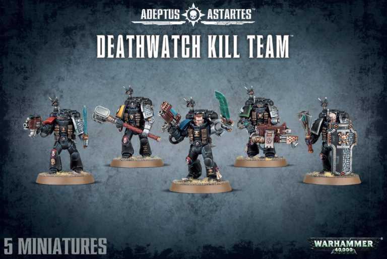 WH 40K: Deathwatch - Kill Team
