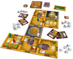 ESCAPE: The Curse of the Temple - Boardgame Space - 2