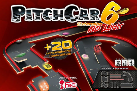 PitchCar - Extension 6 - No Limit!