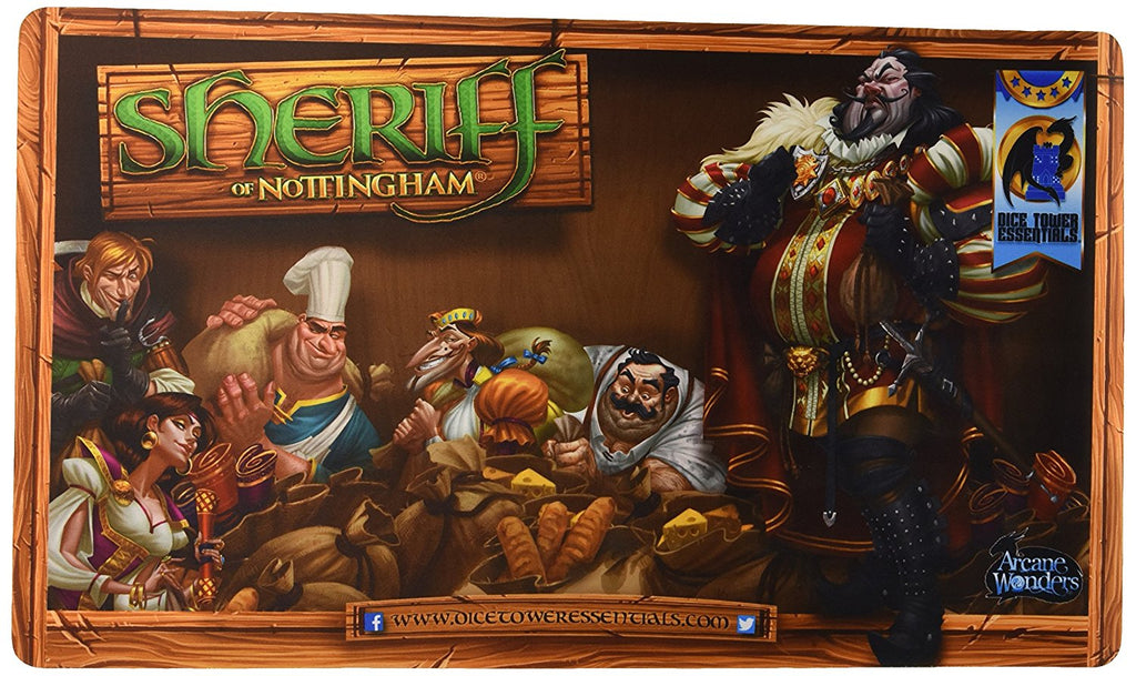 Sheriff of Nottingham - Gamemat