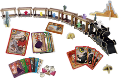 Colt Express - Boardgame Space - 2