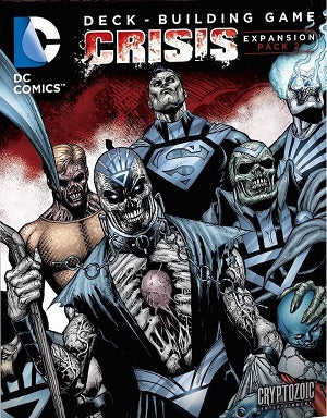 DC Comics DBG - Crisis Expansion 2