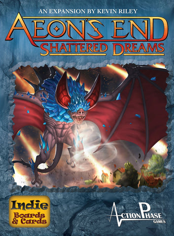 Aeon's End (2nd Ed.) - Shattered Dreams