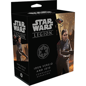 Star Wars: Legion - Galactic Empire - Iden Versio and ID10