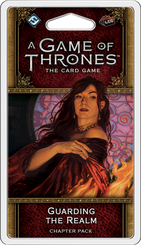 GOT LCG (2nd Ed): Expansion 16 - Guarding the Realm