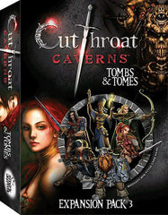 Cutthroat Caverns - Tombs and Tomes