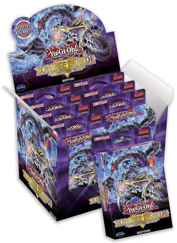 Yu-Gi-Oh! TCG: Structure Deck - Zombie Horde (8x Display)