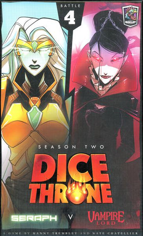 Dice Throne: Season 2 - Box 4