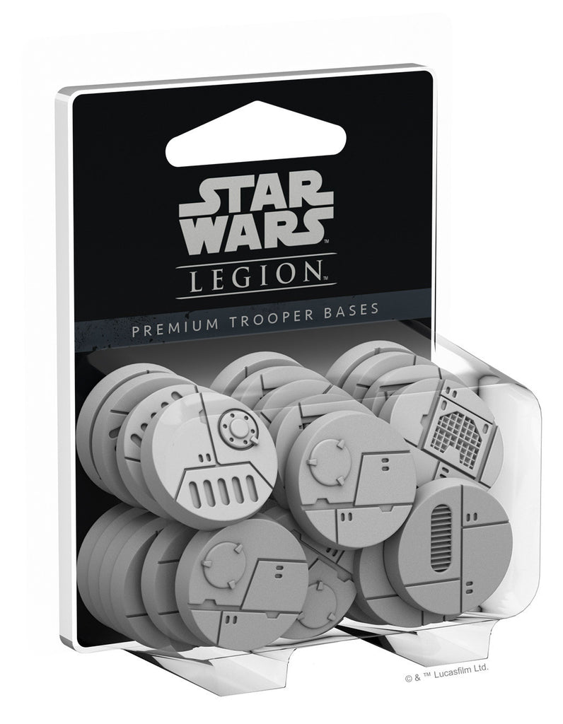 Star Wars: Legion - Accessories - Premium Trooper Bases